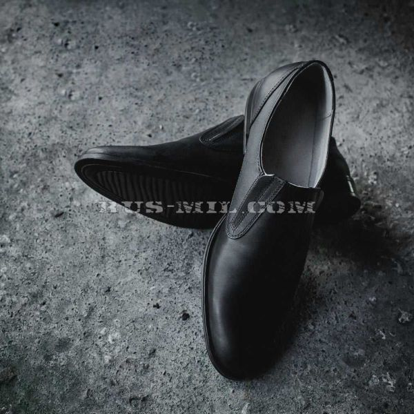 Low shoes Garsing man's 44 Officer color black