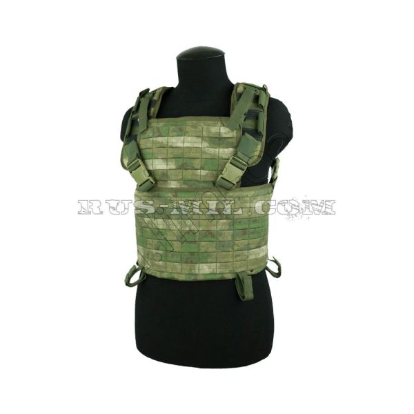 """Brest"" molle chest rig a-tacs fg sposn"