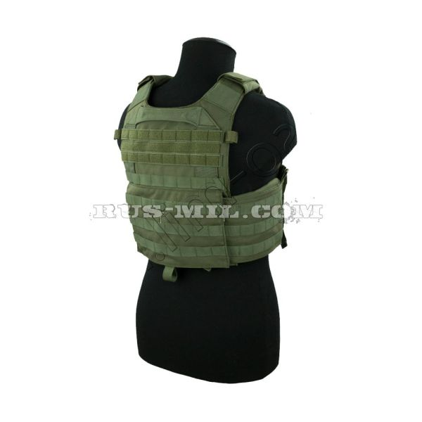 "Plate carrier ""Pancer"" sposn olive"