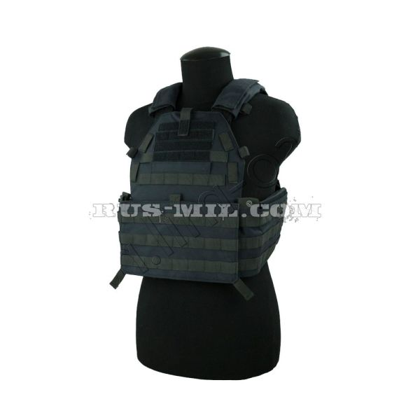 "Plate carrier ""Pancer"" black"