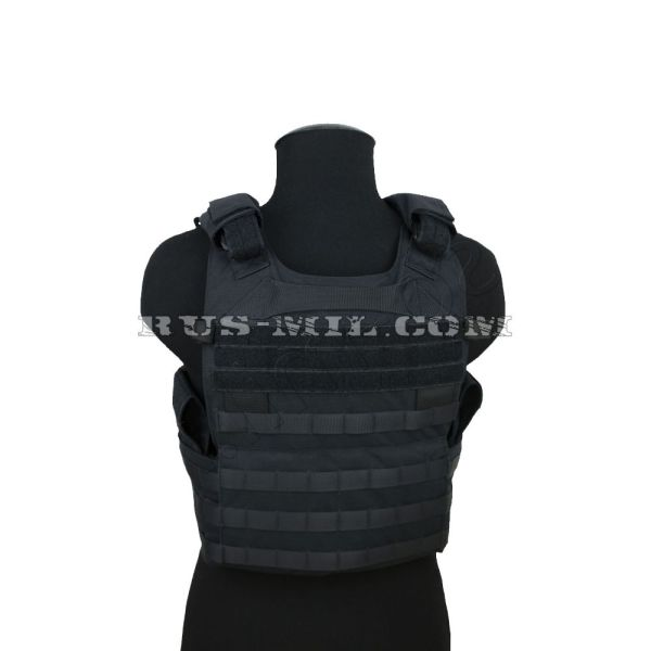 Pantsir with quick release system sposn black back