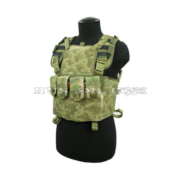 """Legat"" a-tacs fg molle chest rig sposn"