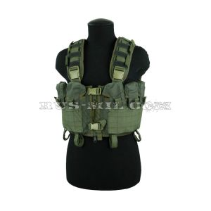 """Nuker"" russian tactical vest olive"