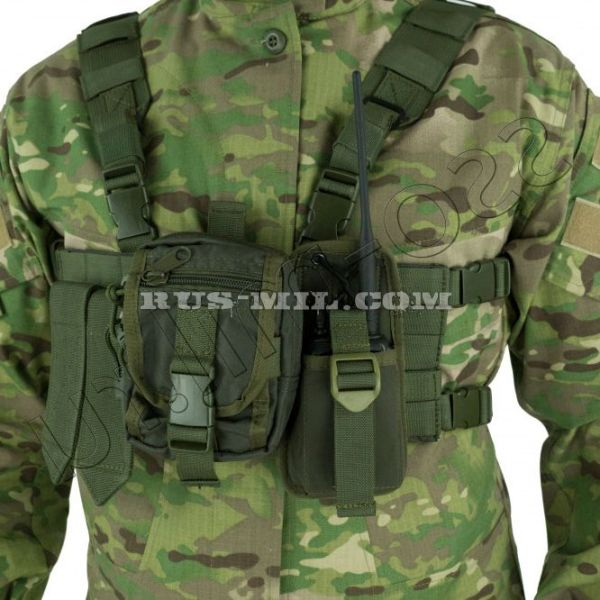 Micro chest bag molle sso olive