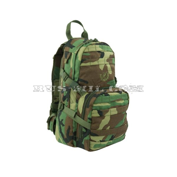 Сoyote-1 patroul backpack sso sposn woodland