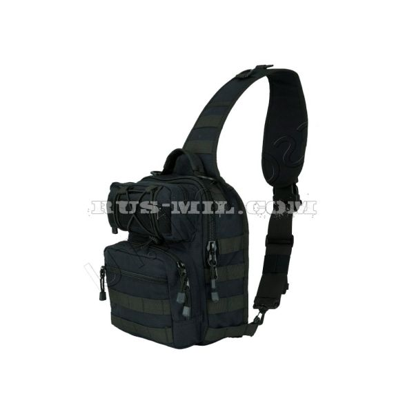 buy Max pro shoulder bag sso sposn black color