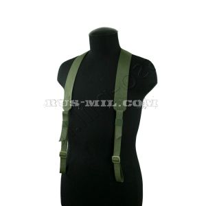 "Chest straps ""SIB"" sposn olive"