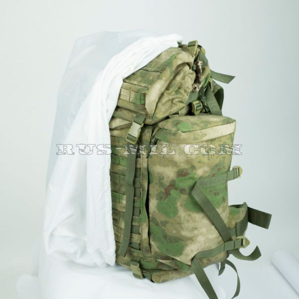 Cover for backpack Attack-2 Leshy sso sposn white pattern