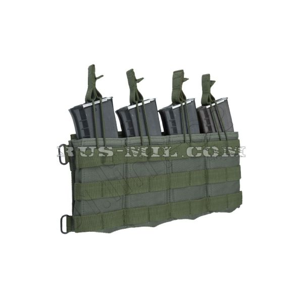 АКМ 4 molle pouch olive