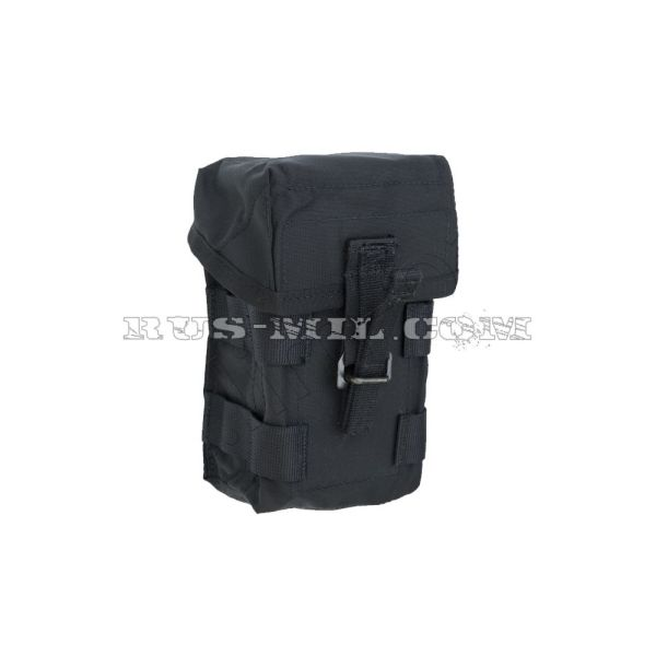 AS VAL 2 molle silent pouch black