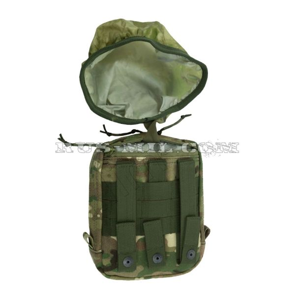 First-aid kit molle bag multicam