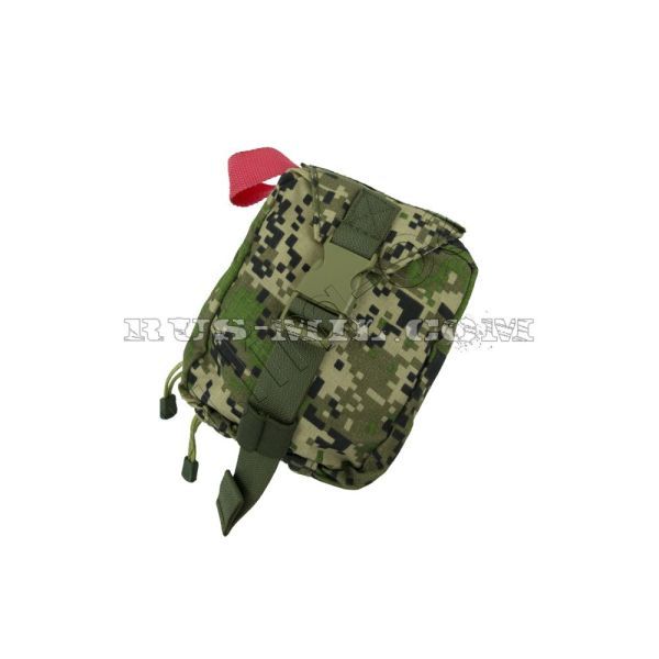 First-aid kit molle tear-off pouch spectre skwo