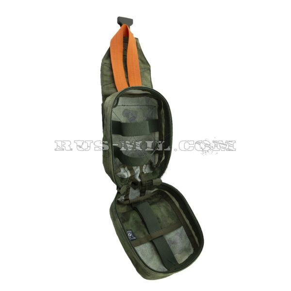 First-aid kit molle tear-off pouch