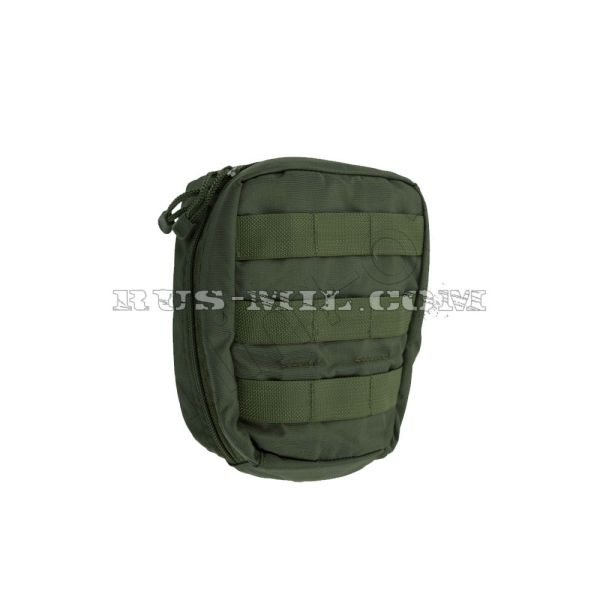 First-aid molle small olive