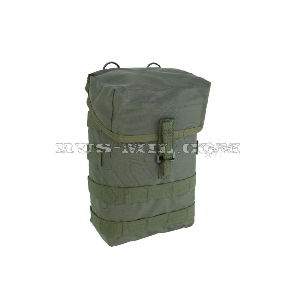 PKM 1 box 100 rounds molle pouch olive