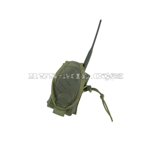 PRS 3 molle radio pouch olive