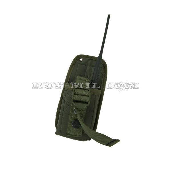 PRS molle radio pouch olive