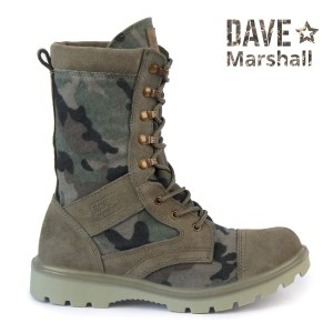 Boots DAVE MARSHALL AZIMUTH K-9