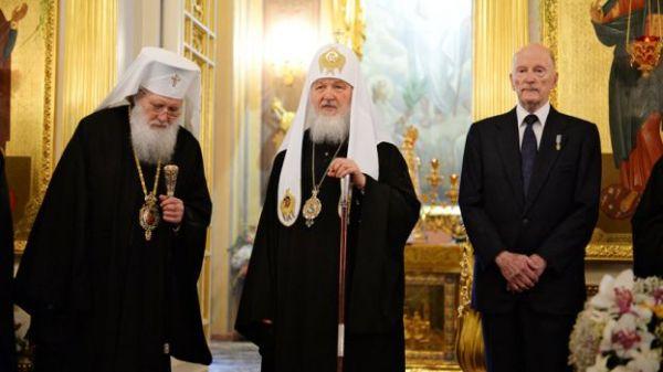 Предстоятели Русской и Болгарской Православных Церквей ...