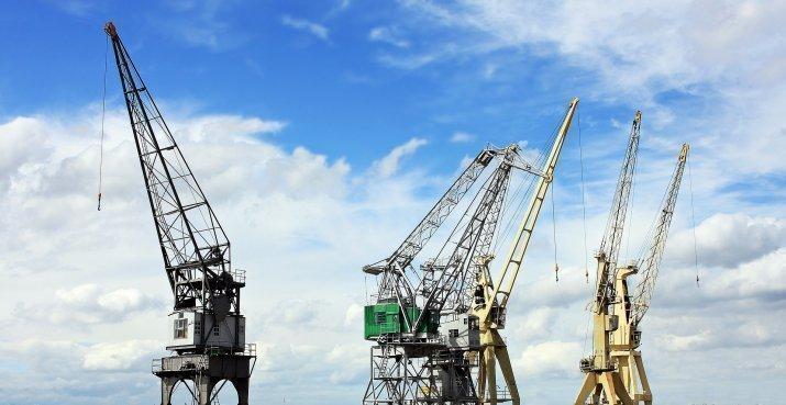 Грузооборот латвийских портов за десять месяцев уменьшился ...