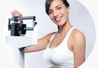 Таблица «Рост. Вес. Возраст.» для женщин. Соотношение веса ...