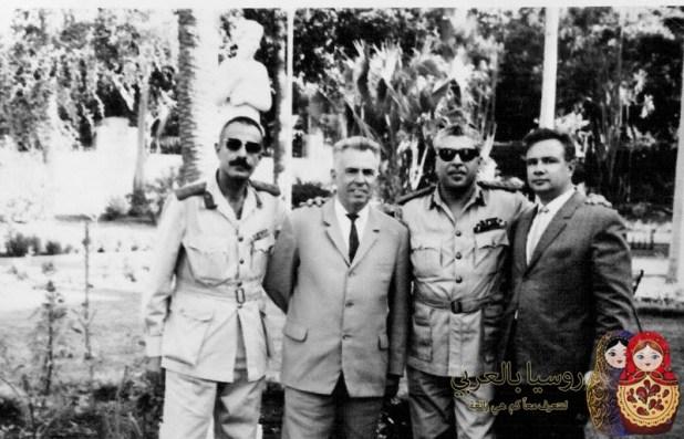 """عملية القوقاز """"مصر - الاتحاد السوفييتي"""""""