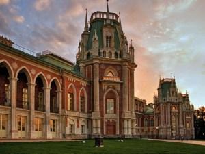 قصر تساريتسنو