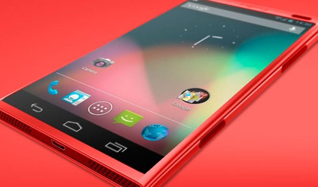 В Китае презентовали безочковый 3D-смартфон