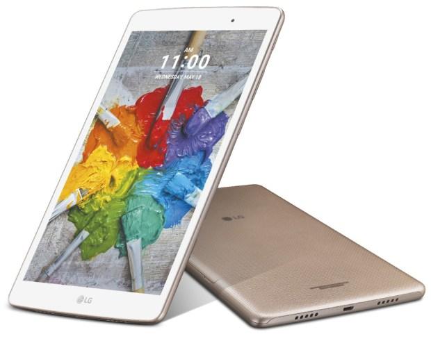 Стартовали продажи новой модели планшета LG G Pad III 8.0