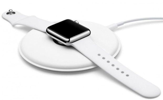 Apple выпустила фирменную док-станцию для умных часов
