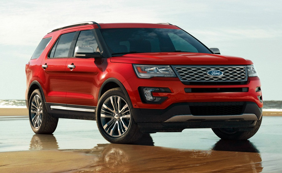 Ford Sollers - Ford Explorer 2018