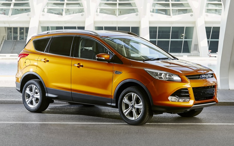 Ford Sollers - Ford Kuga