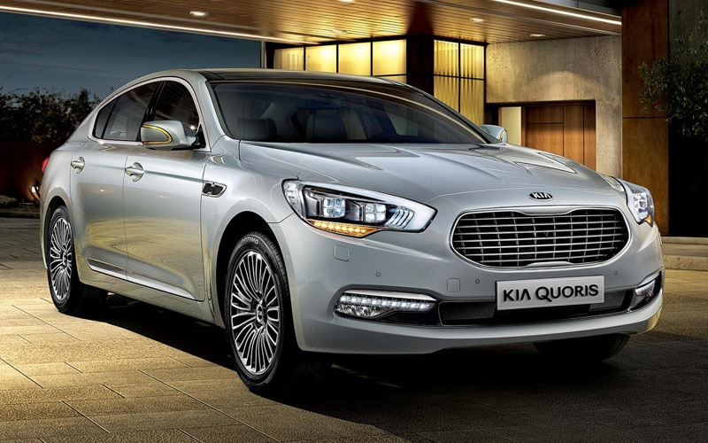 KIA Quoris 2018 - KIA production Avtotor