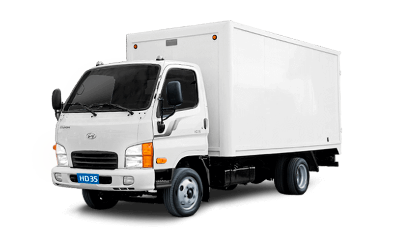 Avtotor has launched the full-cycle production of Hyundai HD35 light trucks