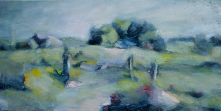 Art contemporain, sensualisme, peinture à l'huile, paysage, landscape, Oil Painting, Contemporary painting, #contemporaryart