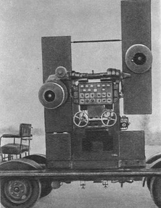 Радиоискатель Б-3