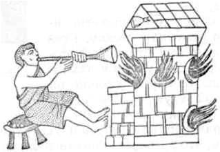 Стеклодув IX столетия