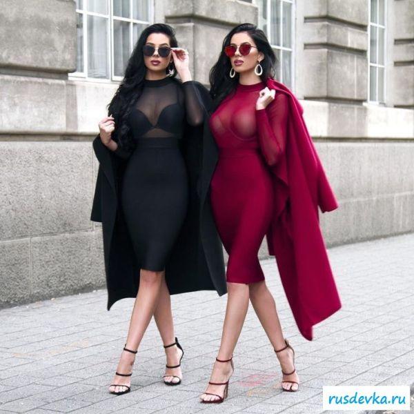 Эротичные близняшки модельной внешности » Фото голых ...