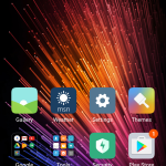 Screenshot Xiaomi Mi 5s