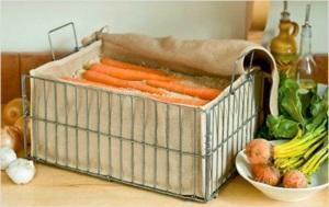 Правильное хранение моркови в домашних условиях — различные способы. Всё про хранение моркови