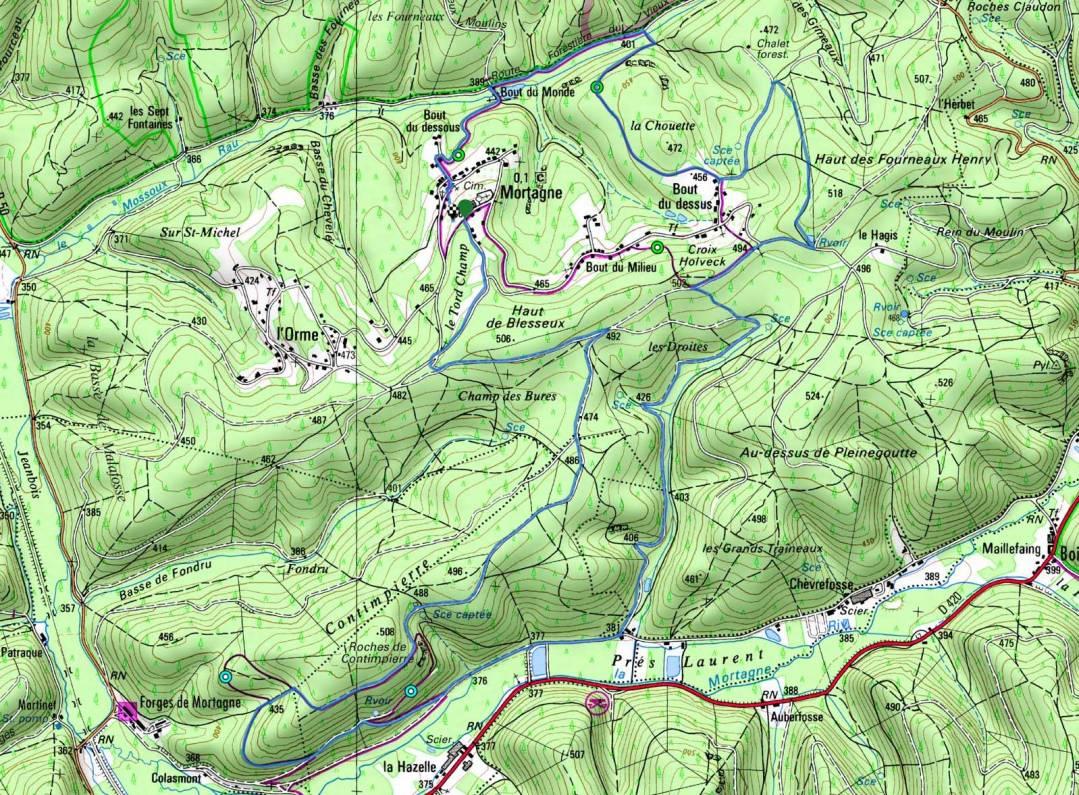 Marche-16km
