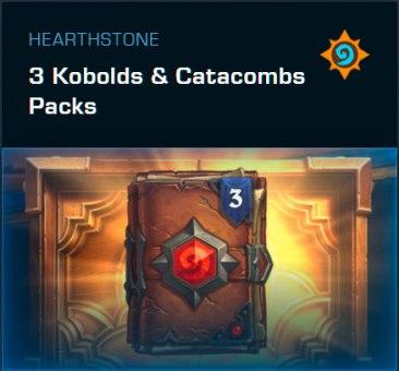 Hearthstone gratis Booster