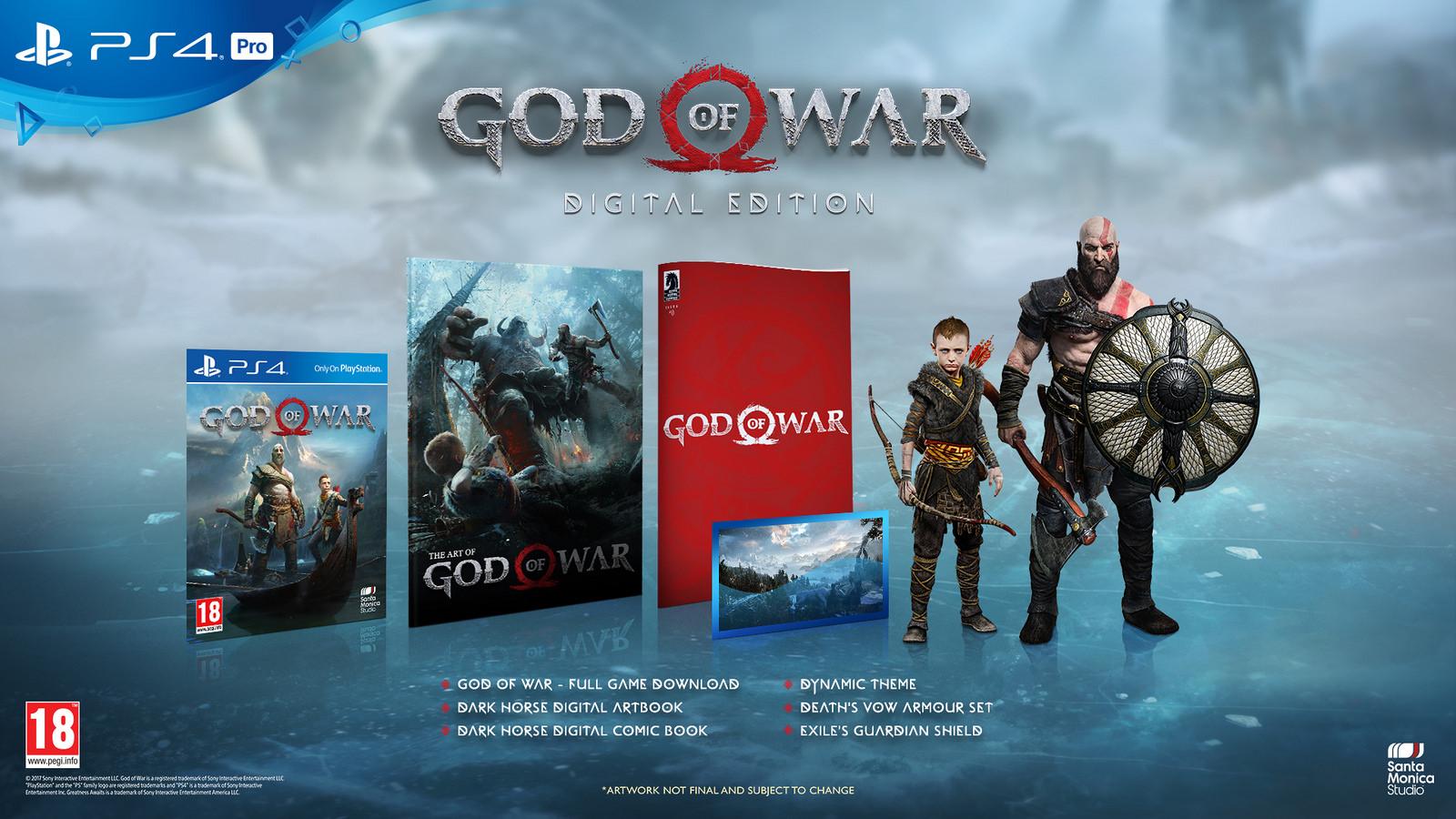 God of War: Digital Edition