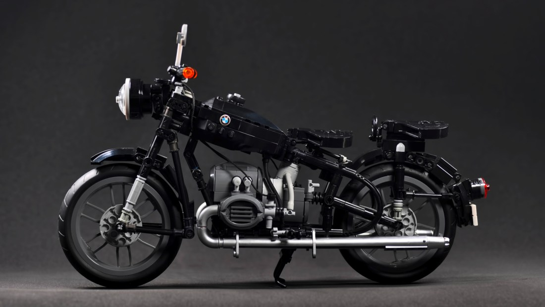 The Vintage Motorcycle of BMW R60/2 von User maximecheng03