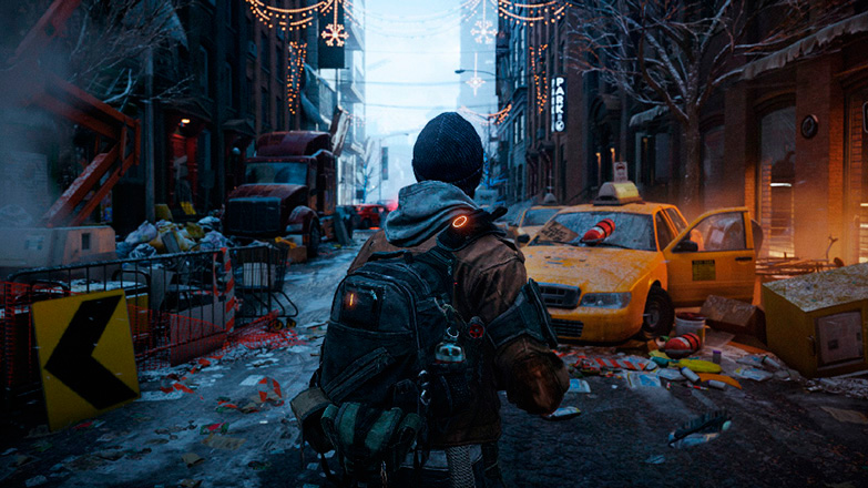 Quelle: Uplay - The Division