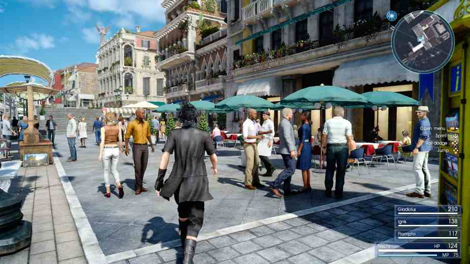 Final Fantasy 15 - PC Version