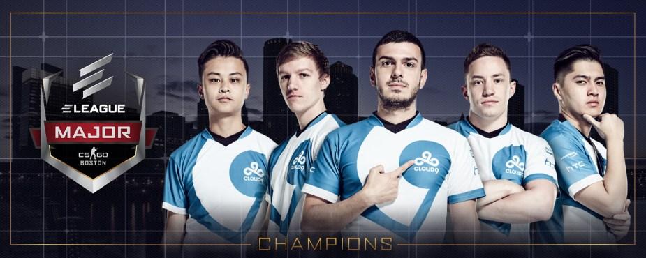 Cloud9 CS:GO Team