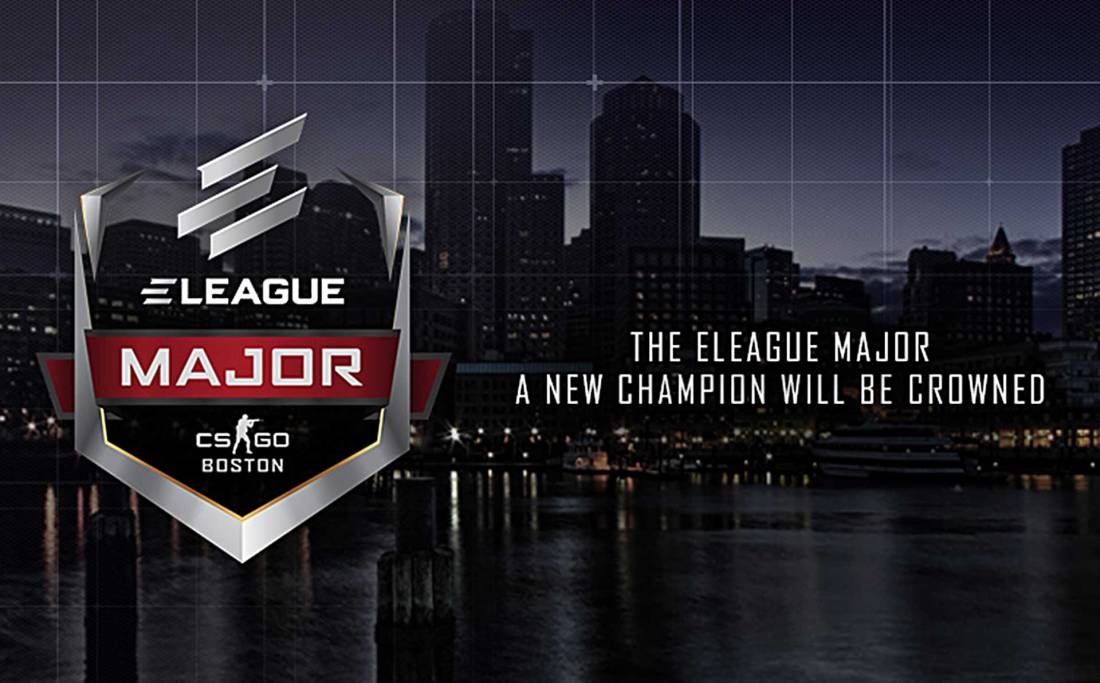 ELEAGUE Major CS:GO Boston