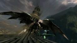 Boss: Bell Gargoyle auf dem Dach nahe der Bells of Awakening.