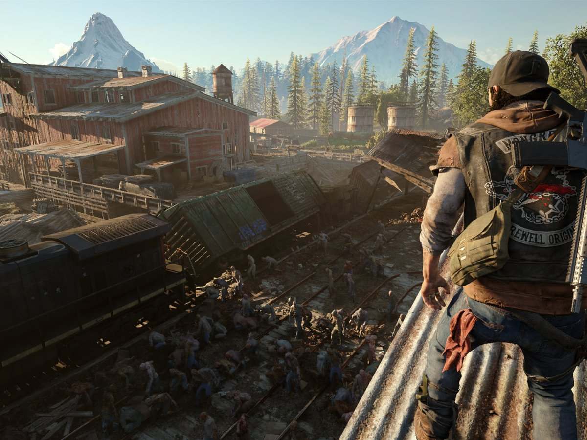 Quelle: playstation.com - Days Gone